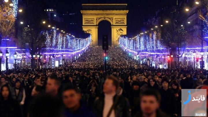 10 کشور محبوب گردشگران در جهان + فرانسه در صدر مقاصد گردشگری