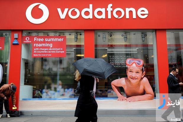 ورود شرکت ودافون بریتانیا به بازار ایران / همکاری هایوب و Vodafone