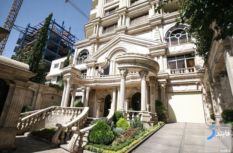 گران قیمت ترین آپارتمان های تهران در مهر ماه 95
