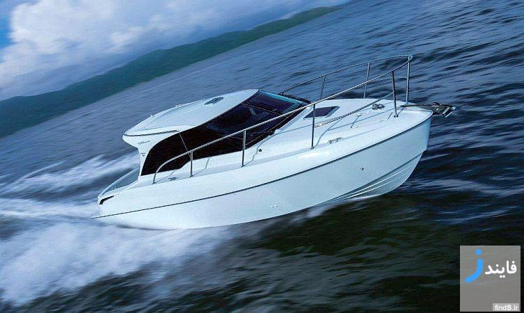 تصاویر قایق جدید شرکت تویوتا با قیمت 660 میلیون تومان