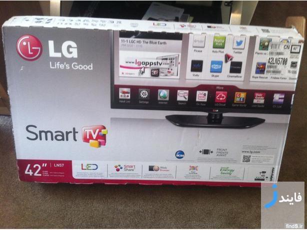 قیمت روز انواع تلویزیون های هوشمند و معمولی شرکت ال جی LG
