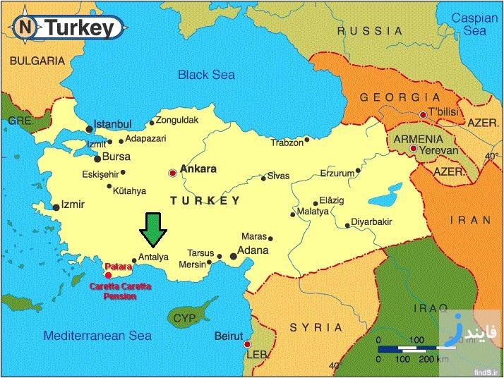 راهنمای انتخاب بهترین هتل و مکان های دیدنی آنتالیا ترکیه + قیمت تورها