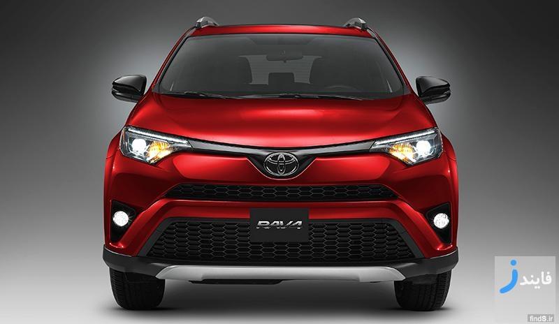فهرست 20 خودروی پرفروش بازار ایالات متحده در سال 2016
