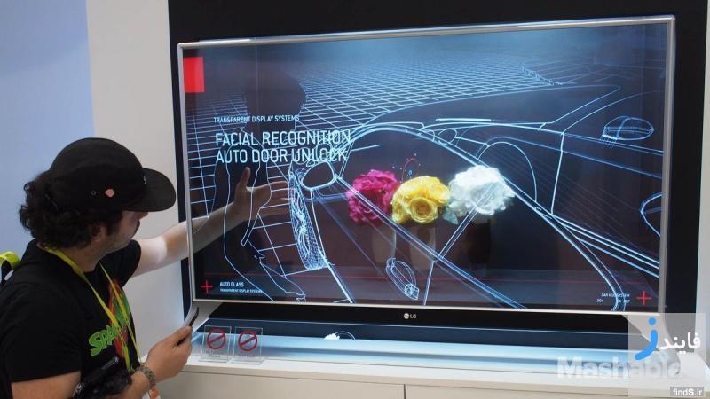 جدیدتری تلویزیون شرکت ال جی که جایگزین پنجرهها می شود!