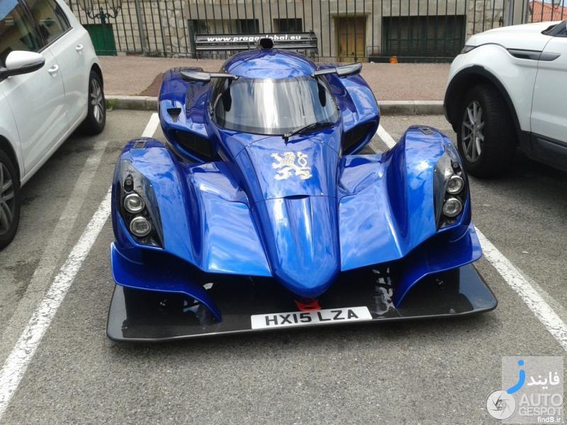مشخصات فنی و تصاویر سوپر ماشین پراگا R1R + ویدیویی از صدای موتور این خودرو