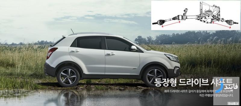 سانگ یانگ کوراندوی جدید مدل 2017 وارد بازار شد!