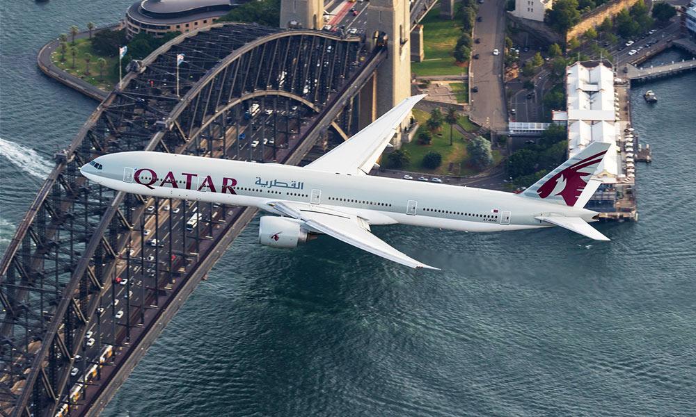 زیان شدید شرکت هواپیمایی قطر پس از تحریم عربستان