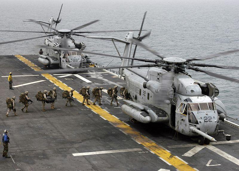 تست هلیکوپتر جدید CH-53K ارتش آمریکا را ببینید