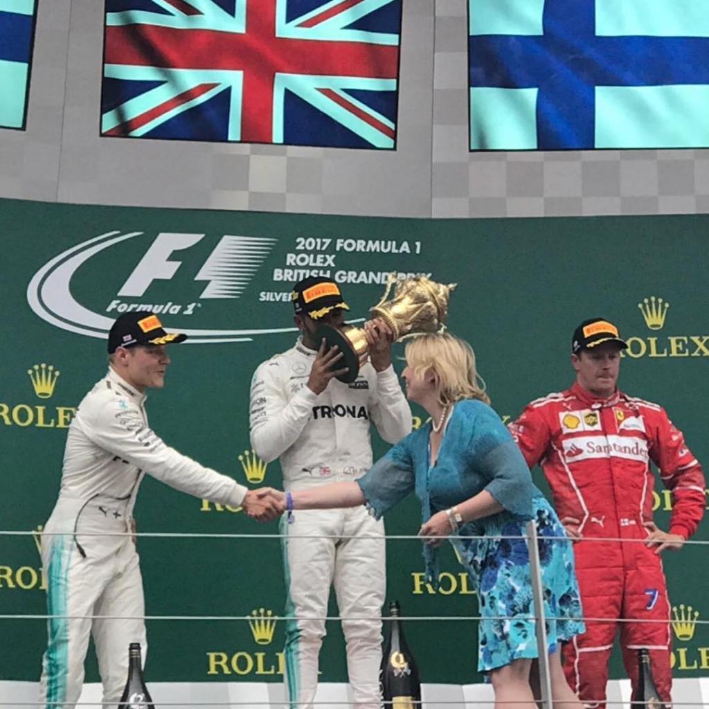 شکست سخت تیم فرمول 1 فراری در جایزه بزرگ انگلیس