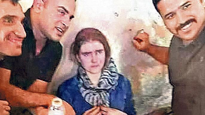 زن آلمانی در عراق به اعدام محکوم شد