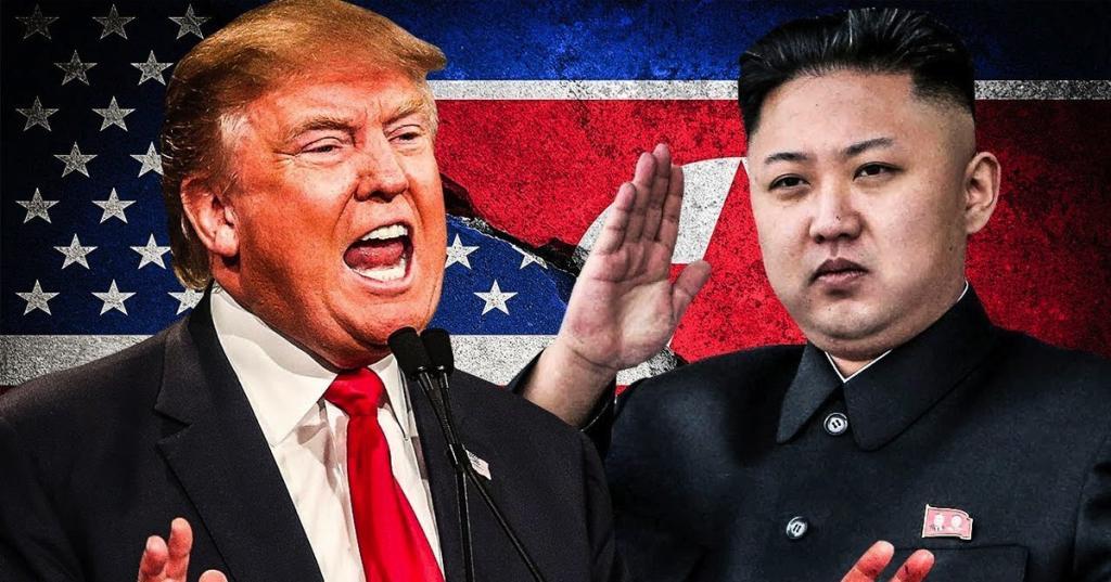 جنگ لفظی رهبر کره شمالی با آمریکا / از احترام گذاشتن تا افزایش تولید موشک
