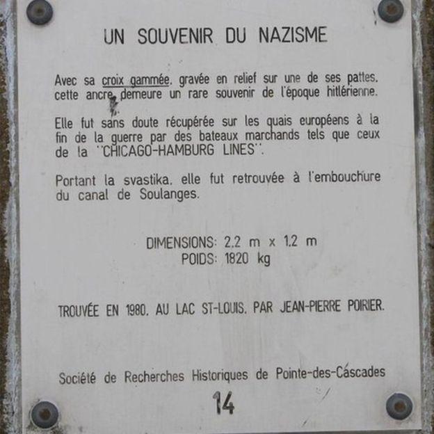 حمایت شهردار کانادایی از باقی ماند نشان نازی ها در پارک اصلی شهر