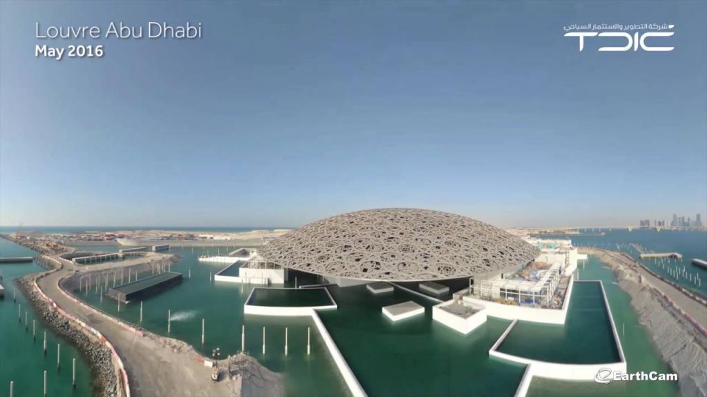 شعبه موزه لوور فرانسه، بزودی در ابوظبی افتتاح می شود