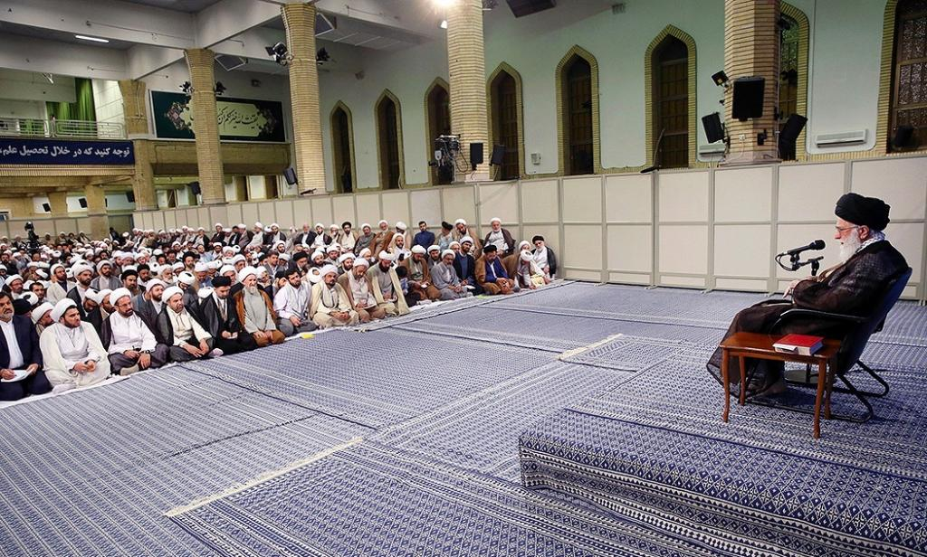 واکنش رهبر ایران به خشونت ها در میانمار : در راس این کشور زنی بیرحم قرار دارد!
