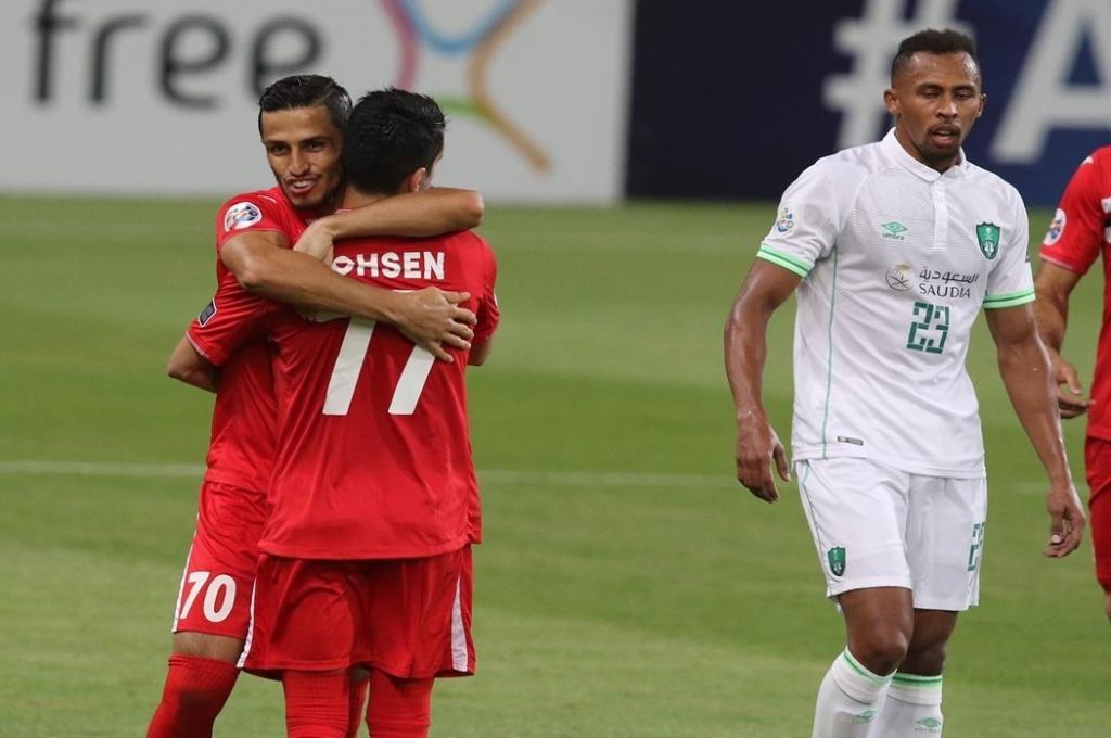 پرسپولیس در یک بازی تماشایی به نیمه نهایی لیگ قهرمانان آسیا صعود کرد