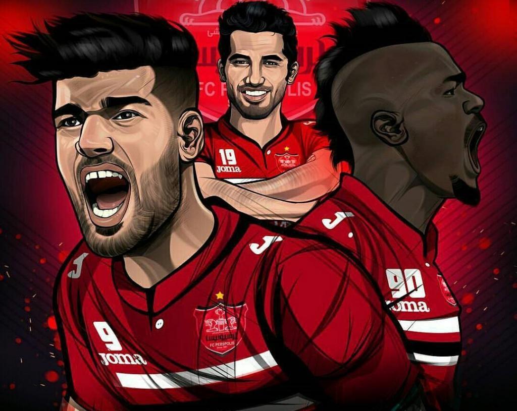 پرسپولیس در یک بازی تماشایی توانست به نیمه نهایی لیگ قهرمانان آسیا صعود کند