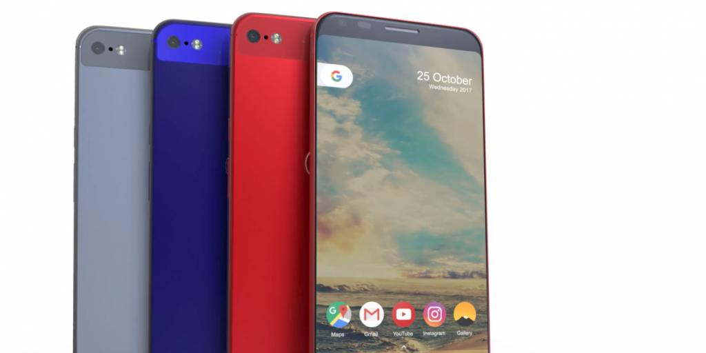 گوشی هوشمند گوگل پیکسل دو چه امکاناتی دارد