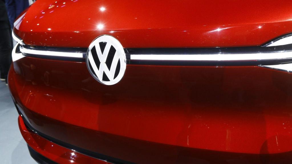 فولکس واگن خودروی زیبای آی دی کراز خود را رونمایی کرد