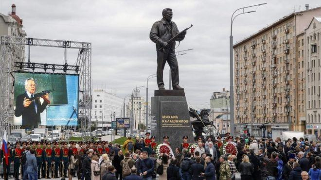 کلاشنیکف