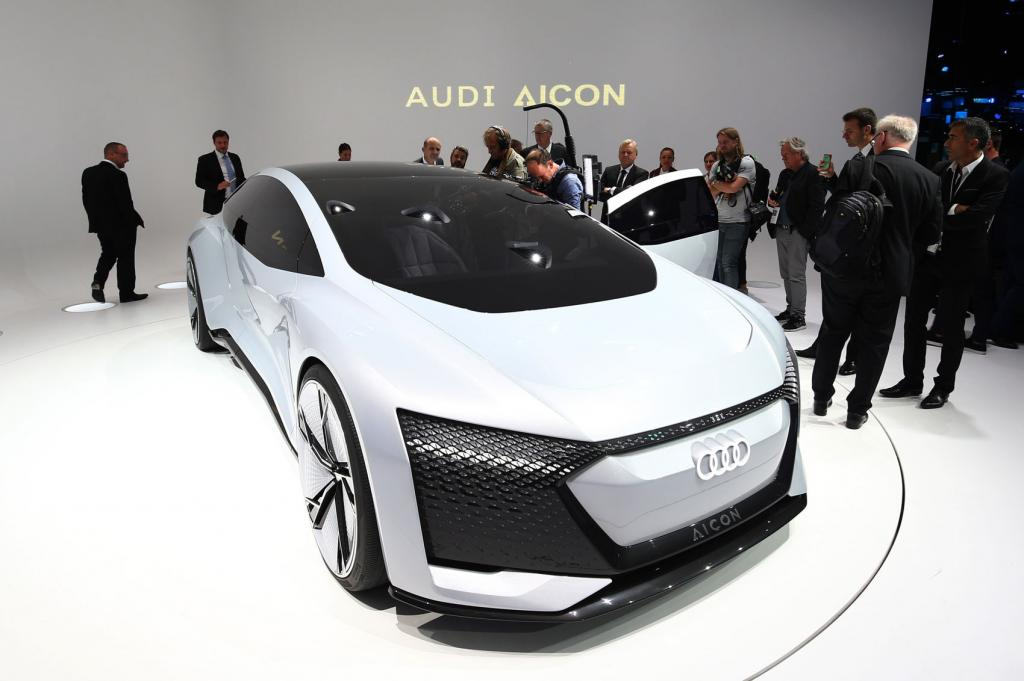 فستیوال برترین خودروهای آینده در بزرگترین نمایشگاه خودروی آلمان!