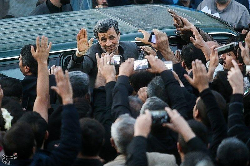 پیام محمود احمدی نژاد، به حسن روحانی : ملت دولت شما را قبول ندارد