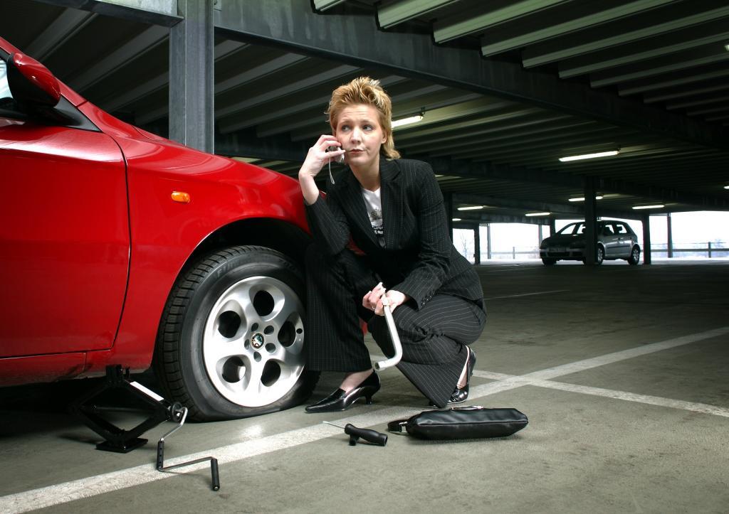 روشهای تشخیص پنچری لاستیک خودرو، حین رانندگی!