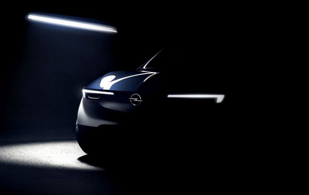 شاسی بلند بزرگ شرکت اوپل سال آینده به بازار می آید / Opel متحول می شود!