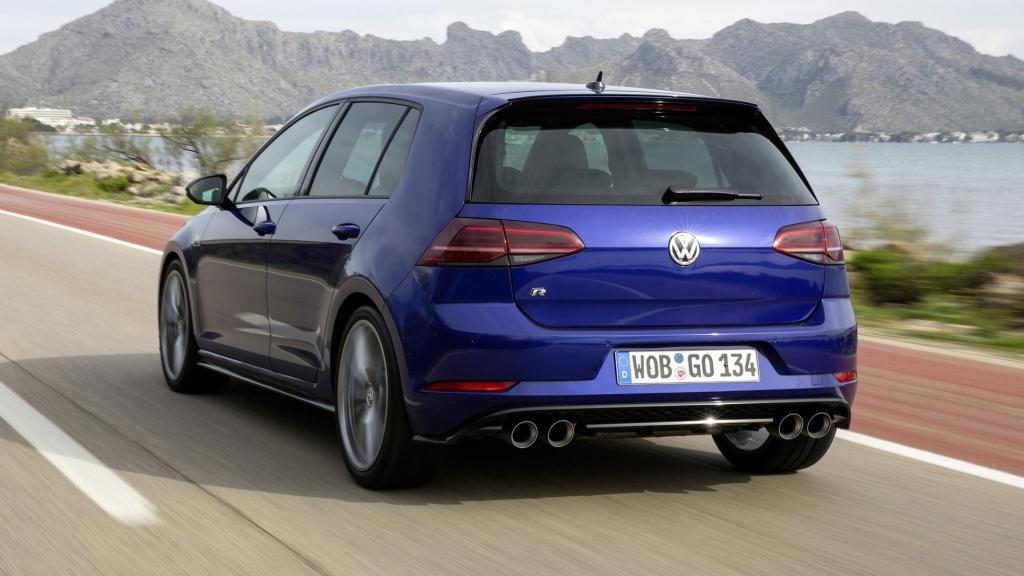 سریعترین مدل فولکس واگن گلف R رونمایی شد + قیمت روز و مشخصات فنی
