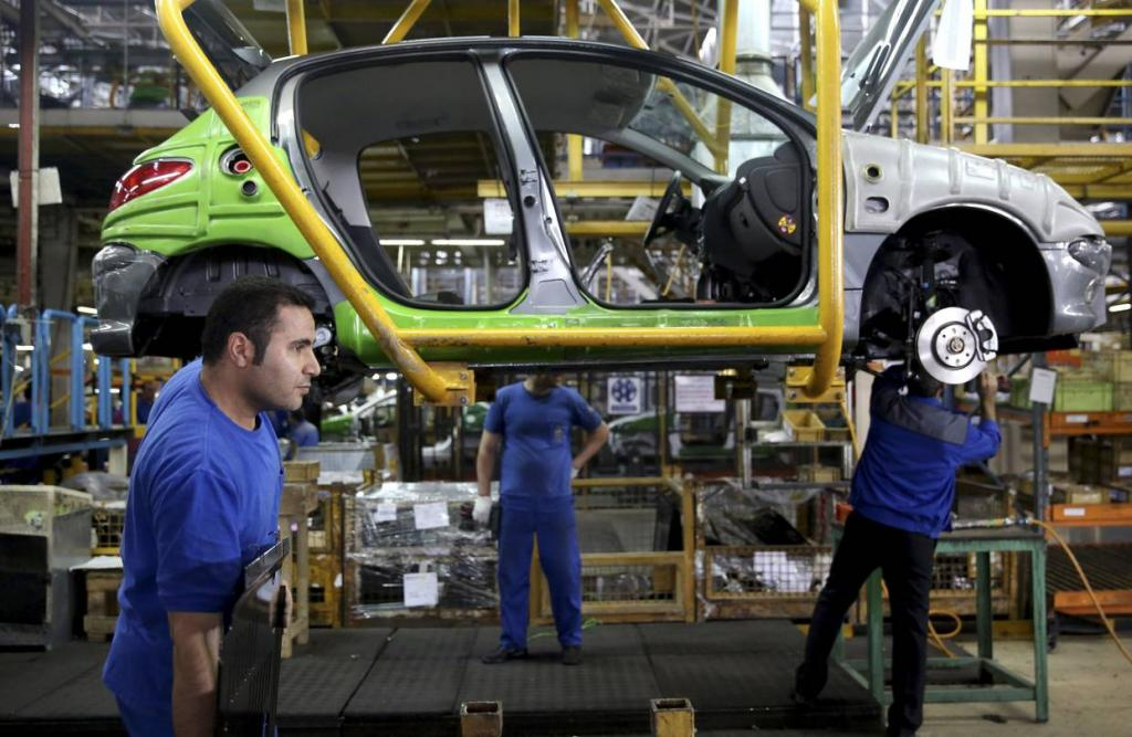 فهرست 10 خودروی پرفروش تولید ایران!
