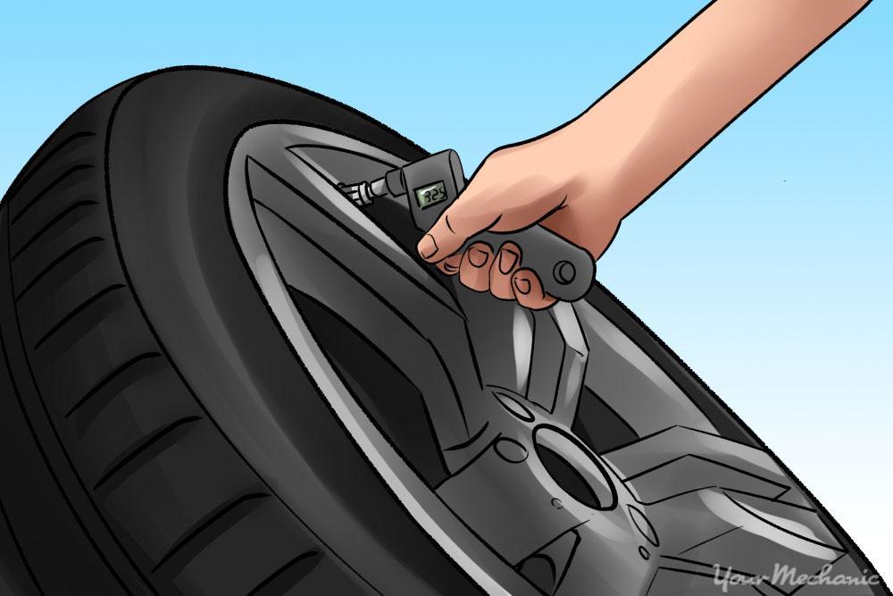 میزان باد لاستیک، چه تاثیر بر عملکرد و مصرف سوخت خودرو می گذارد؟