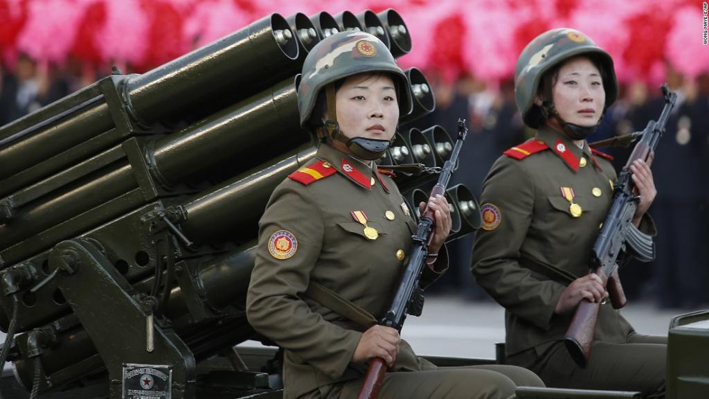 گزارشی از مشکلات زندگی و تجاوز به زنان نظامی، در ارتش کره شمالی