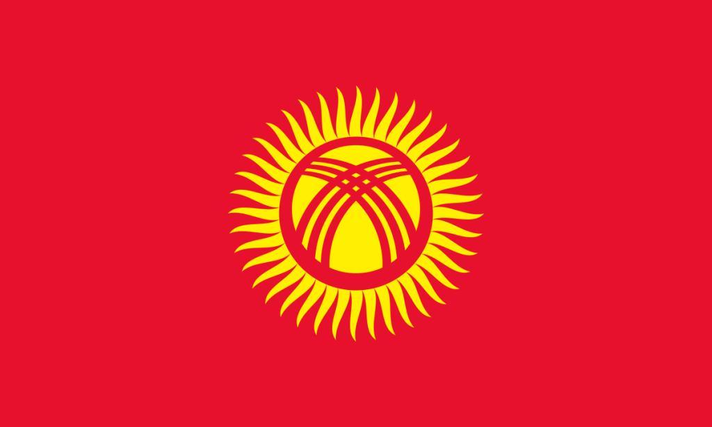 رئیس جمهور قرقیزستان اینگونه در خیابان تردد می کند!