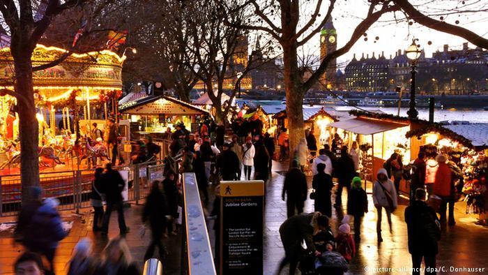 تصاویر زیباترین بازارهای کریسمس به سبک آلمانی را ببینید