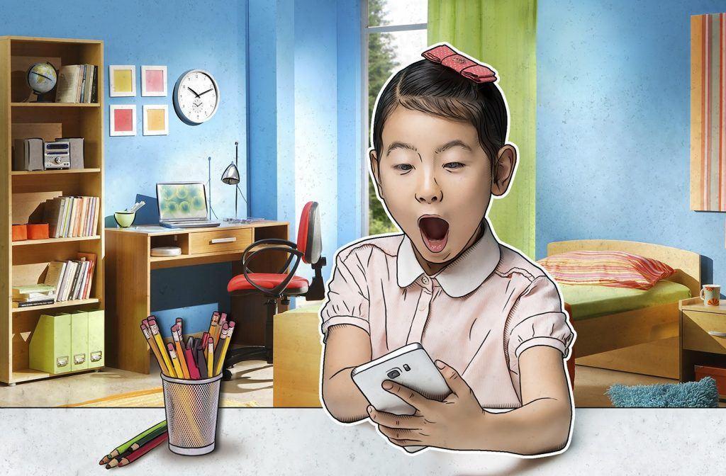 فیس بوک، مسنجر مخصوص کودکان را به بازار عرضه کرد