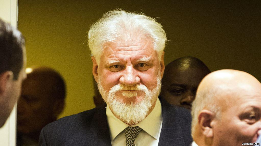 خودکشی یک نظامی جنایتکار در دادگاه سازمان ملل را ببینید
