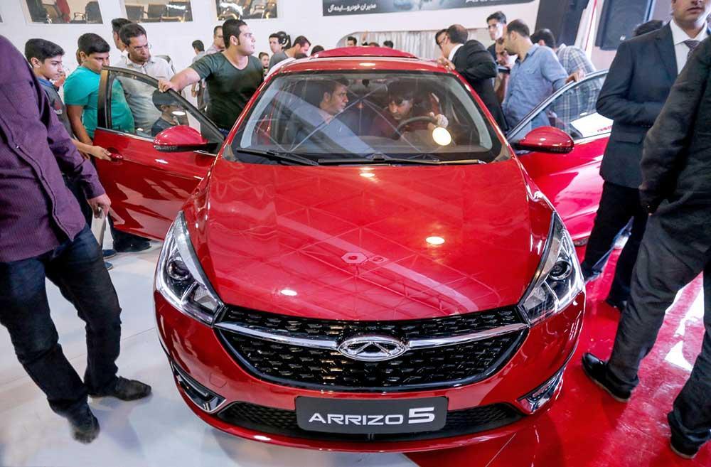 بهار تولید خودروهای چینی در ایران / مدیران خودرو رکورد زد!
