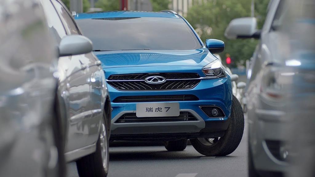 ارسال گسترده لوکسترین خودروی چری به نمایندگیهای مدیران خودرو در سرتاسر کشور