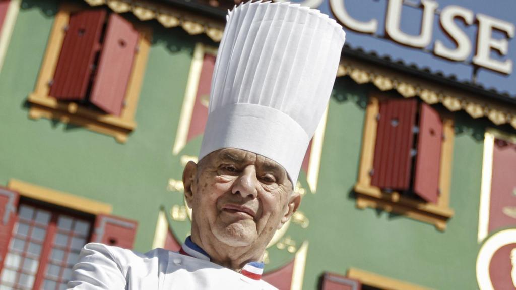 مشهورترین سرآشپز فرانسه درگذشت