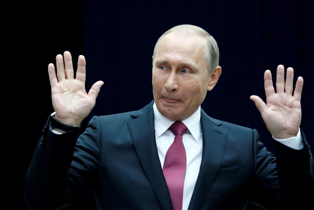 چرا ولادیمیر پوتین، گوشی موبایل ندارد؟
