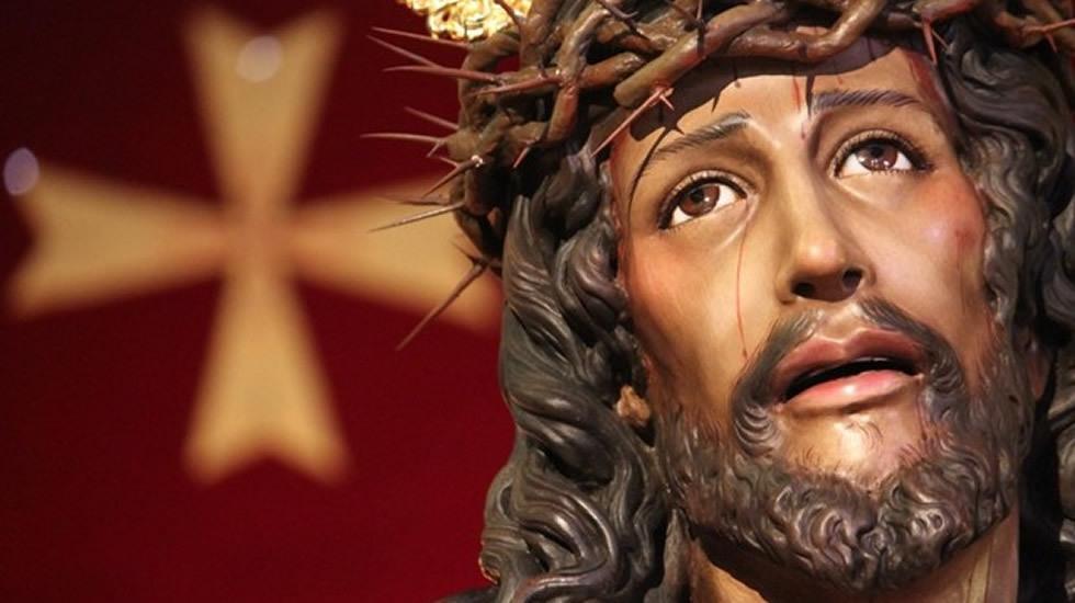 مسخره کردن مجسمه مسیح، برای جوان اسپانیایی گران تمام شد