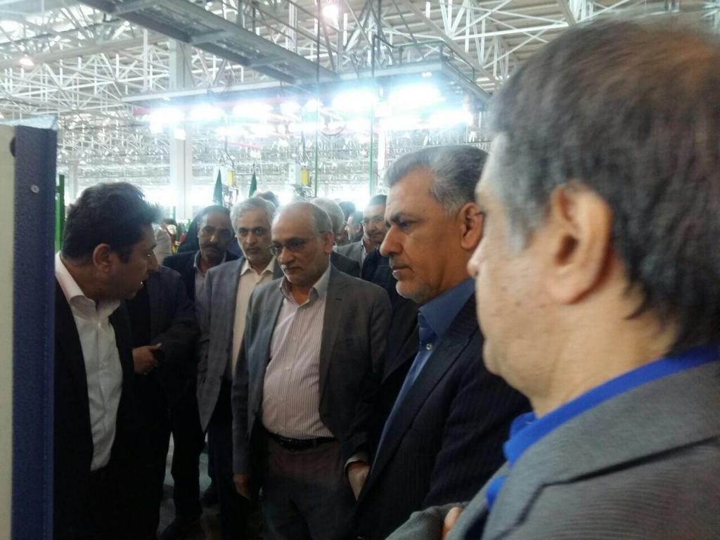 مدیرعامل گروه صنایع خودروسازی کرمان