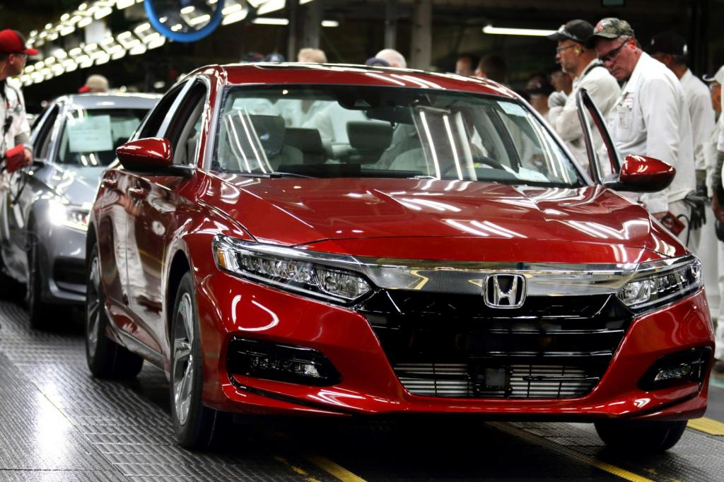 برترین خودروهای بازار کانادا معرفی شدند