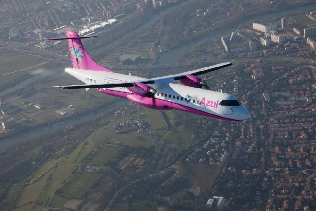 پرواز هواپیمای ATR 72 متوقف می شود