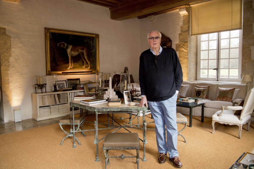 یکی از مشهورترین طراحان دنیای مد درگذشت
