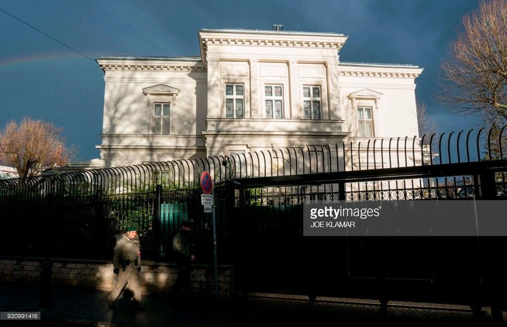 چه کسی به خانه سفیر ایران در اتریش حمله کرد