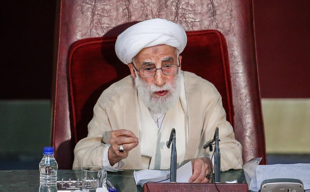 آیت الله جنتی رئیس مجلس خبرگان رهبری باقی ماند