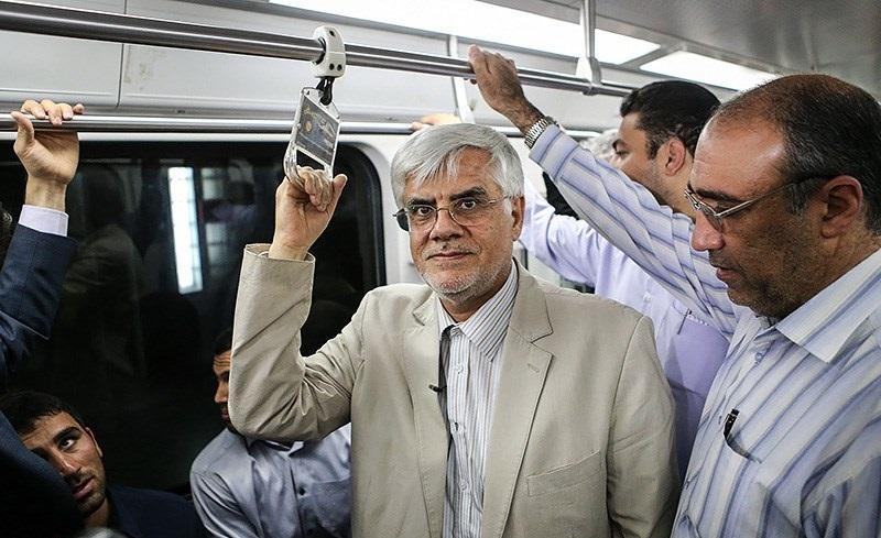 فتوطنز بی قانون از واکنش عارف به استعفای شهردار تهران