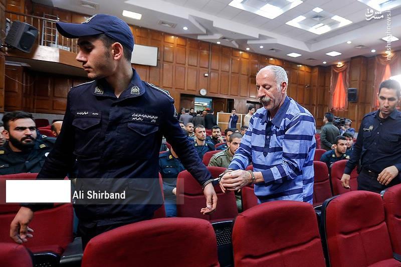 قاتل سه مأمور پلیس به اعدام محکوم شد