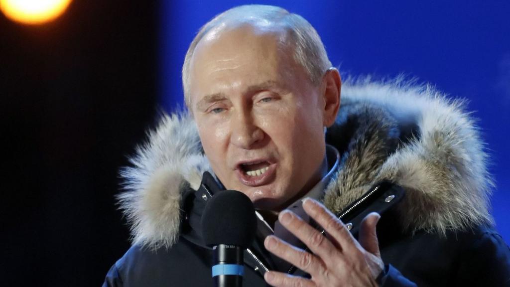 پوتین کبیر، دوباره رئیس جمهور روسیه شد + زندگینامه ولادیمیر پوتین