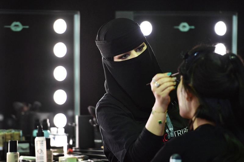هفته مد عربی، برای اولین بار در عربستان سعودی برگزار شد + تصاویر